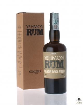 Yehmon Rum No age Declared Samaroli