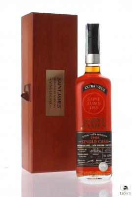 Rum Saint James 1998 43.8%