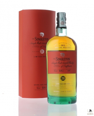Dufftown 1985 Singleton 28 years old 52.3%