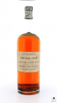 Special Club Lead wartime seal