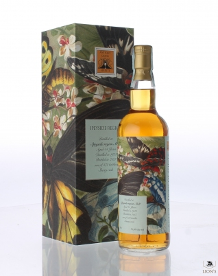 Speyside 1973 51.6% 70cl Antique Lions of Whisky