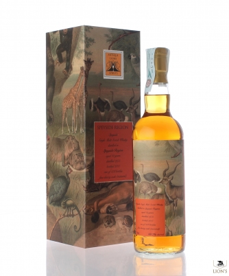 Speyside 1975 42 years old Antique Lions of Whisky