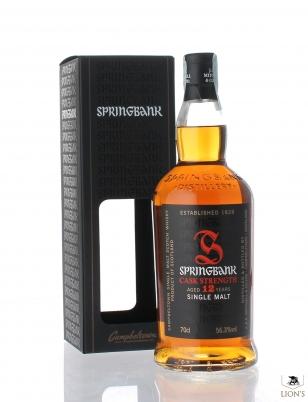 Springbank 12yo 56.3