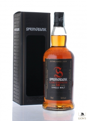 Springbank 14 years old Jazz Edition