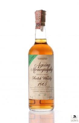 Springbank 1965 23 years old Samaroli