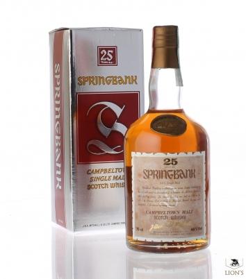 Springbank  25yo