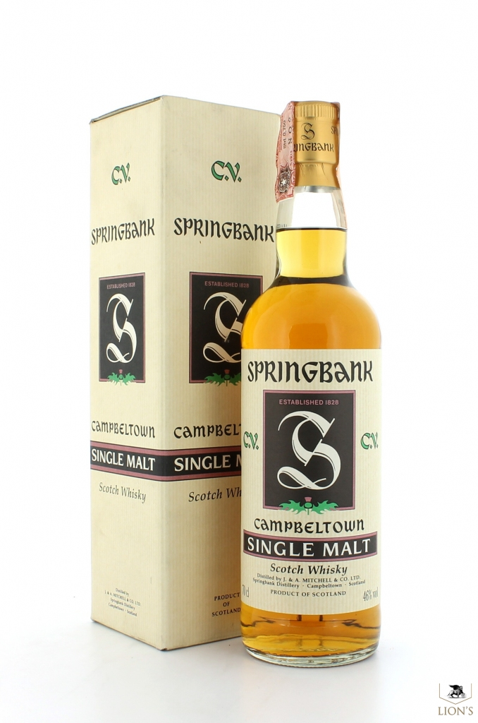 springbank cv green flower one of the best types of scotch