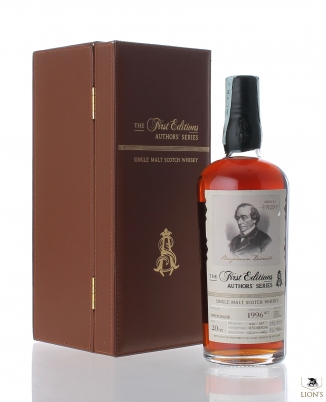 Springbank 1996 20 years old 57.5% Author's series