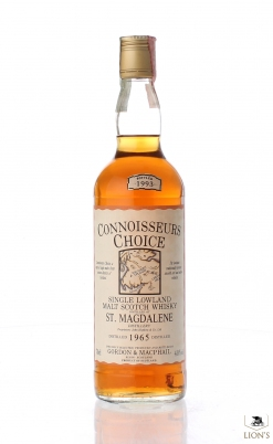 St. Magdalene 1965 Connoisseurs Choice G&M