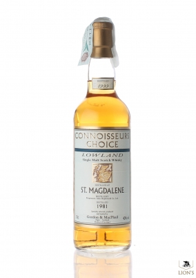 St. Magdalene 1981 G&M Connoisseurs Choice