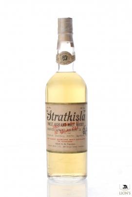 Strathisla 10 years old Chivas Bros 75cl