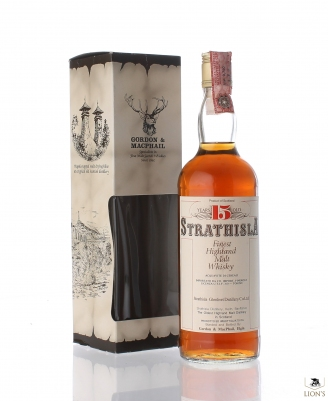 Strathisla 15 years 75cl G&M