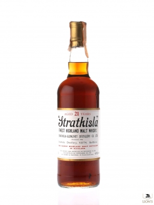 Strathisla 1963 21 years old