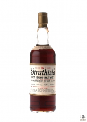 Strathisla 1970 16 years old 61.3% Intertrade