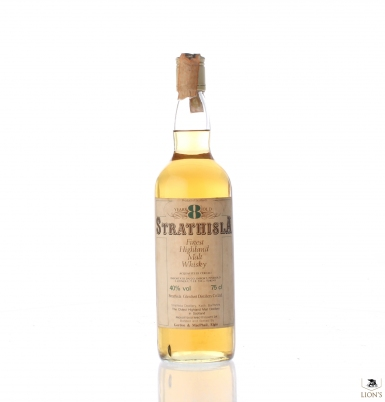 Strathisla 8 Years Old 40% 75cl G&M