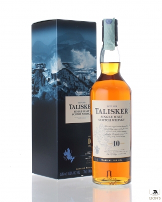Talisker 10 years old 45.8%