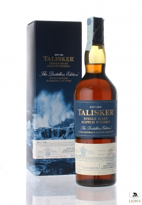 Talisker Distiller's Edition  bottled 2013