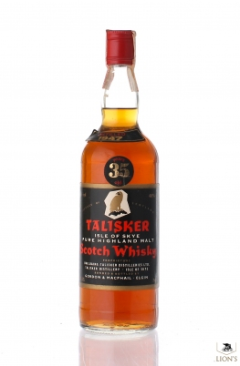 Talisker 1947 35 years old