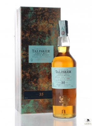 Talisker 1977 35 Years Old 54.6%