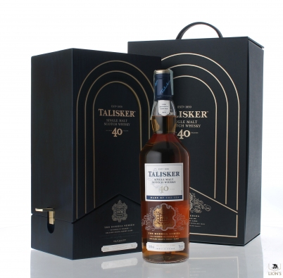 Talisker 1978 40 years old The Bodega Series