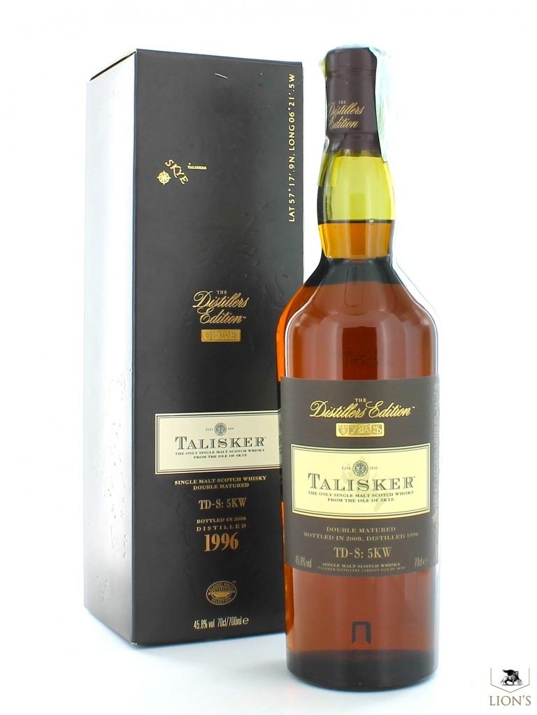 Talisker distillers edition price.