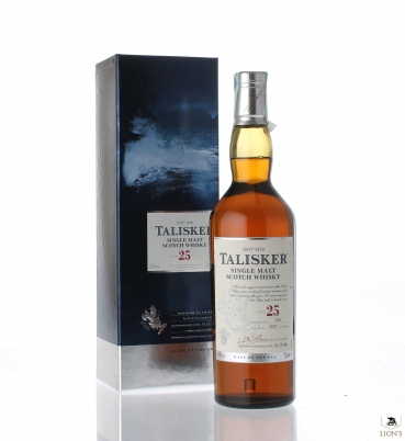 Talisker 25 years old 45.8%