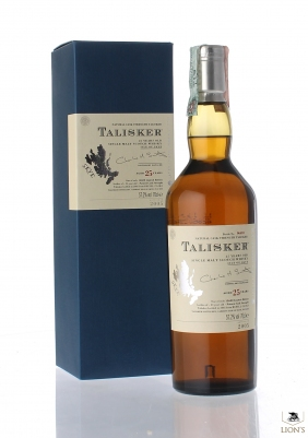 Talisker 25 years old 57.2%