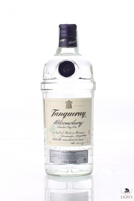 Tanqueray Bloomsbury London Dry Gin 47.3% 1litre