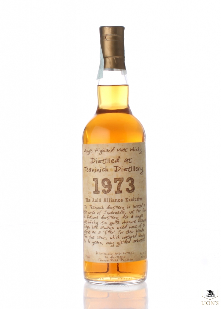 784a4704b98 Teaninich 1973 40 years old The Auld Alliance Thosop one of the best ...