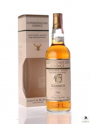 Teaninich 1982 G&M Connoisseurs Choice