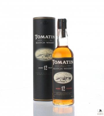 Tomatin 12years old