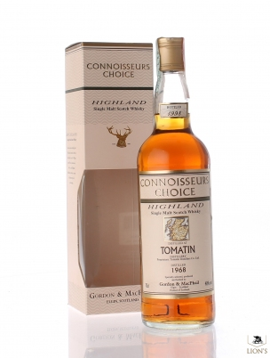 Tomatin 1968 G&M Connoisseurs Choice
