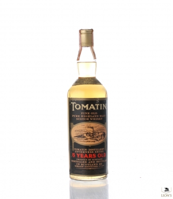 Tomatin 5 years old Bocchino Import