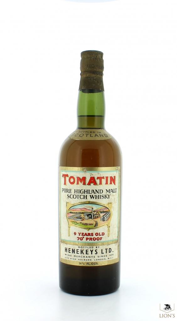 tomatin 9yo henekeys ltd one of the best types of scotch. Black Bedroom Furniture Sets. Home Design Ideas
