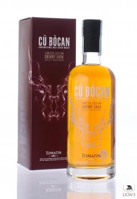 Tomatin Cu Bocan sherry cask