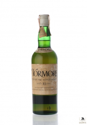 Tormore 10 years old
