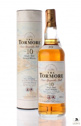 Tormore 10 years old 75.1cl