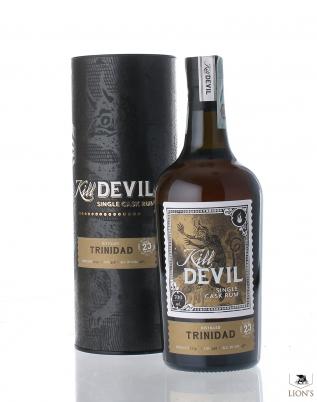 Trinidad Rum 1991 23 years old
