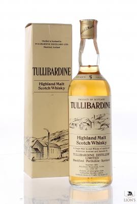 Tullibardine 5yo