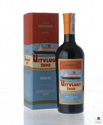 Uitvlugt Rum 1999 Transcontinental Rum Line LMDW