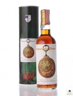 Pampero Venezuela Rum 1992 Moon Import