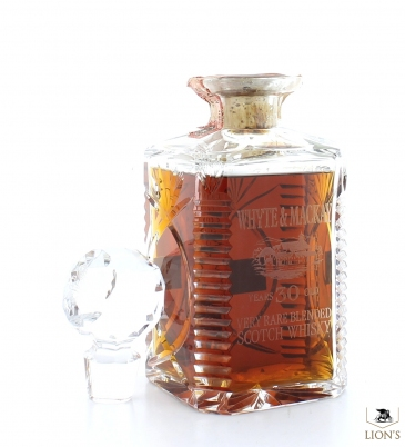 Whyte & Mackay 30 Years Old Decanter