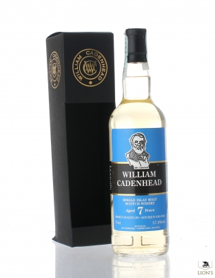 William Cadenhead Islay Single Cask 7yo 57.6%