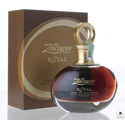 Zacapa Royal 45%